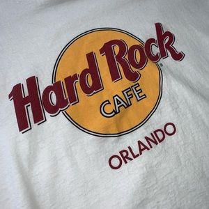 hard rock cafe orlando shirt